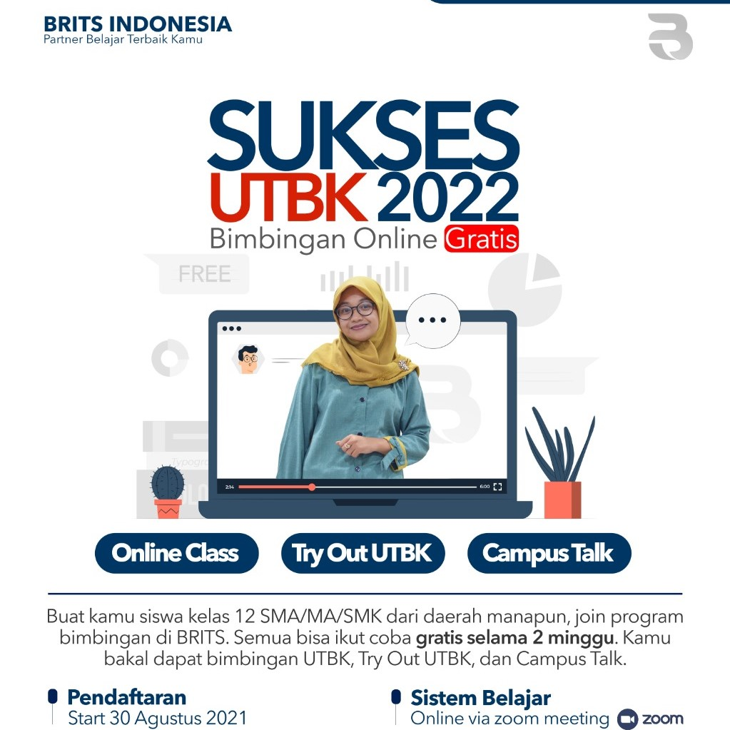 BRITS edu center Yogyakarta Malang Indonesia - 0821 3229 9889